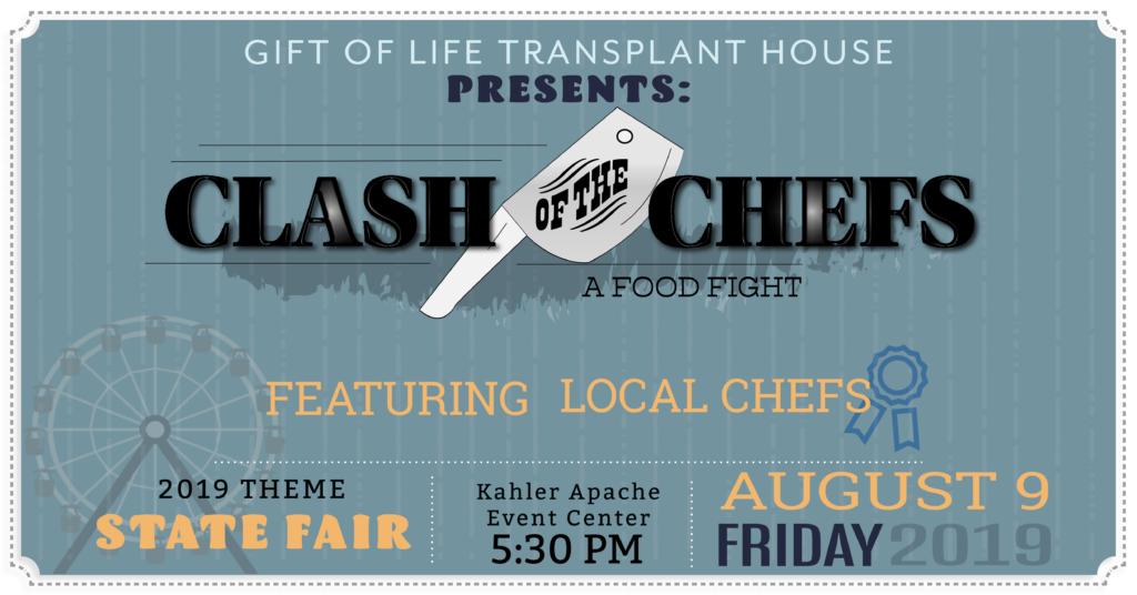 Clash of Chef - Event